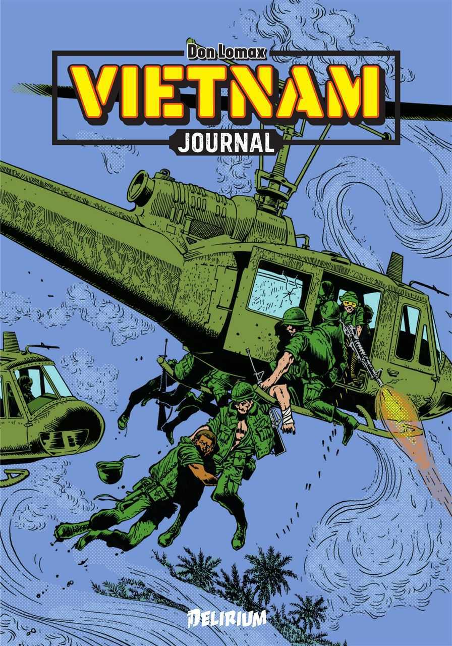 Vietnam Journal, good morning boys