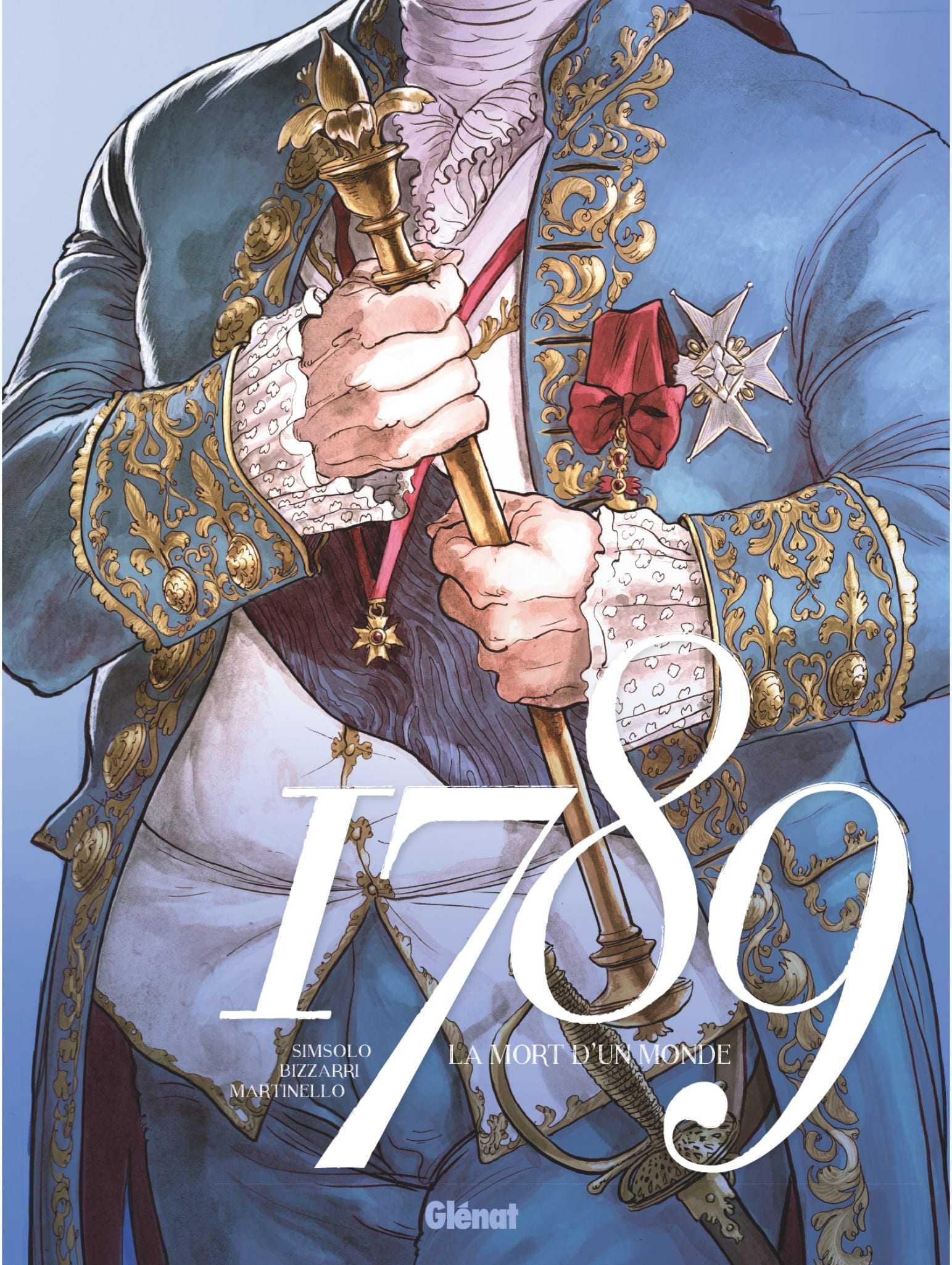 1789, la mort et naissance d'un monde avec Simsolo : Une révolte ? Non, une révolution