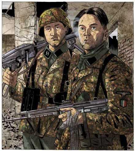 Interview : Michel Koeniguer raconte le combat des Français de la Charlemagne à Berlin en 1945