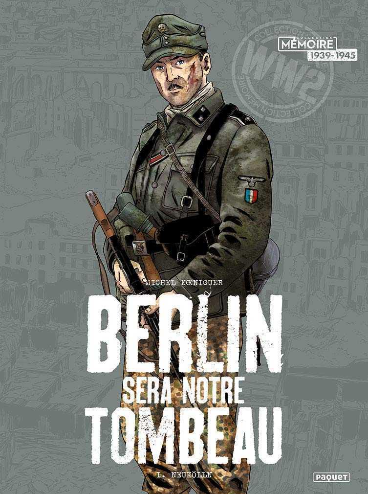 Berlin sera notre tombeau, la fin des SS français