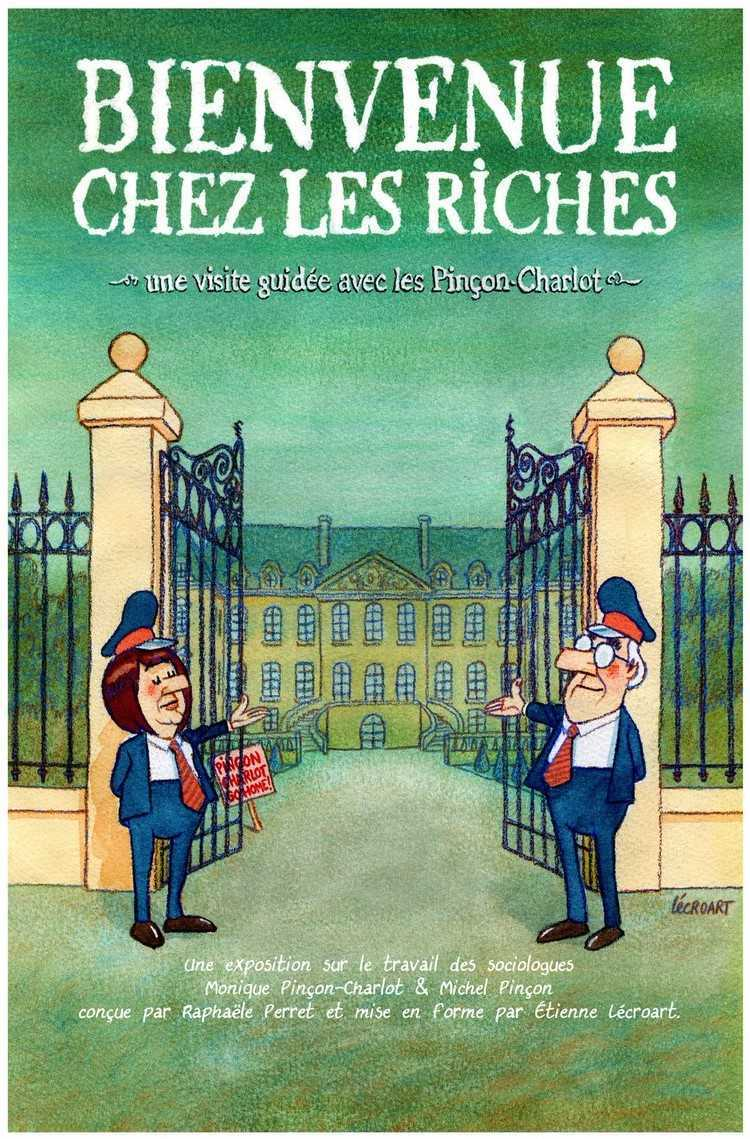 Bienvenue chez les riches