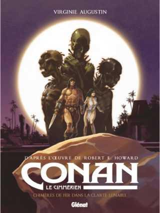 Conan le Cimmérien, Virginie Augustin s'impose sous la clarté lunaire des chimères de fer