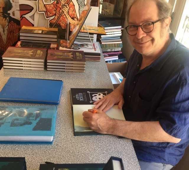 Interview : Gess, des Contes de la Pieuvre à Conan en passant par un western