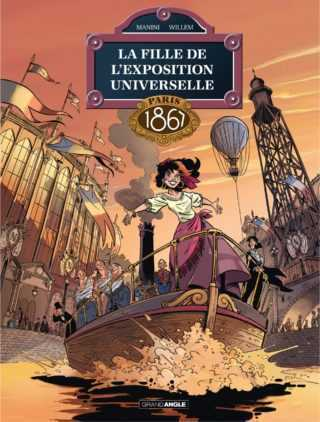 La Fille de l'Exposition Universelle