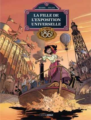 La Fille de l'Exposition Universelle Paris 1867, la jolie Julie a grandi