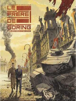 Le Frère de Göring T2, un nom trop lourd pour un héros