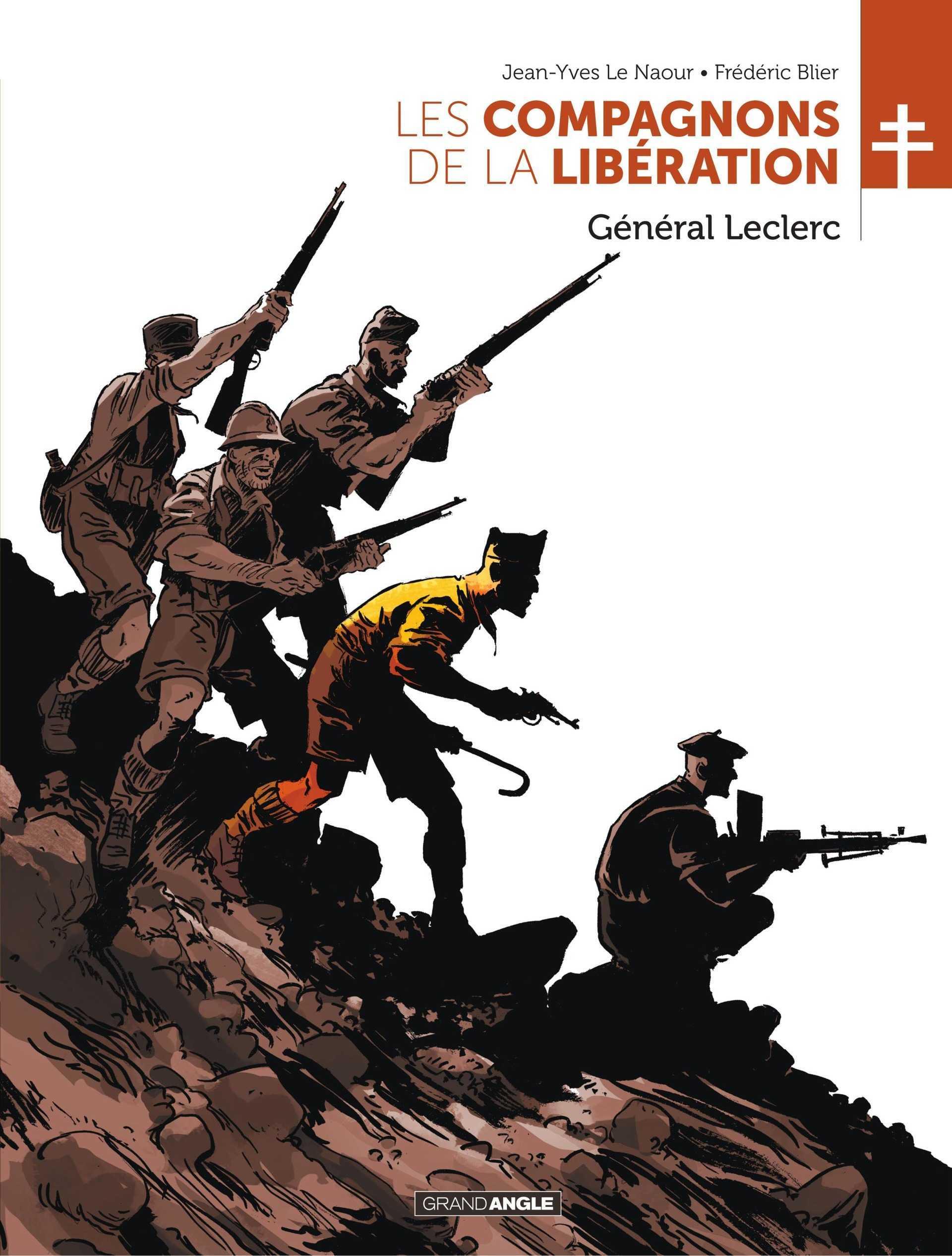 Les Compagnons de la Libération, Leclerc à Koufra, Messmer à Bir Hakeim