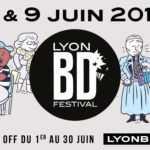 14e Lyon BD Festival, les 8 et 9 juin 2019, avec Davodeau et Baudoin