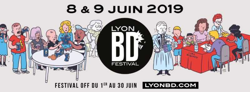 Lyon BD Festival 2019