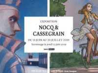 Gaétan Nocq et Didier Cassegrain