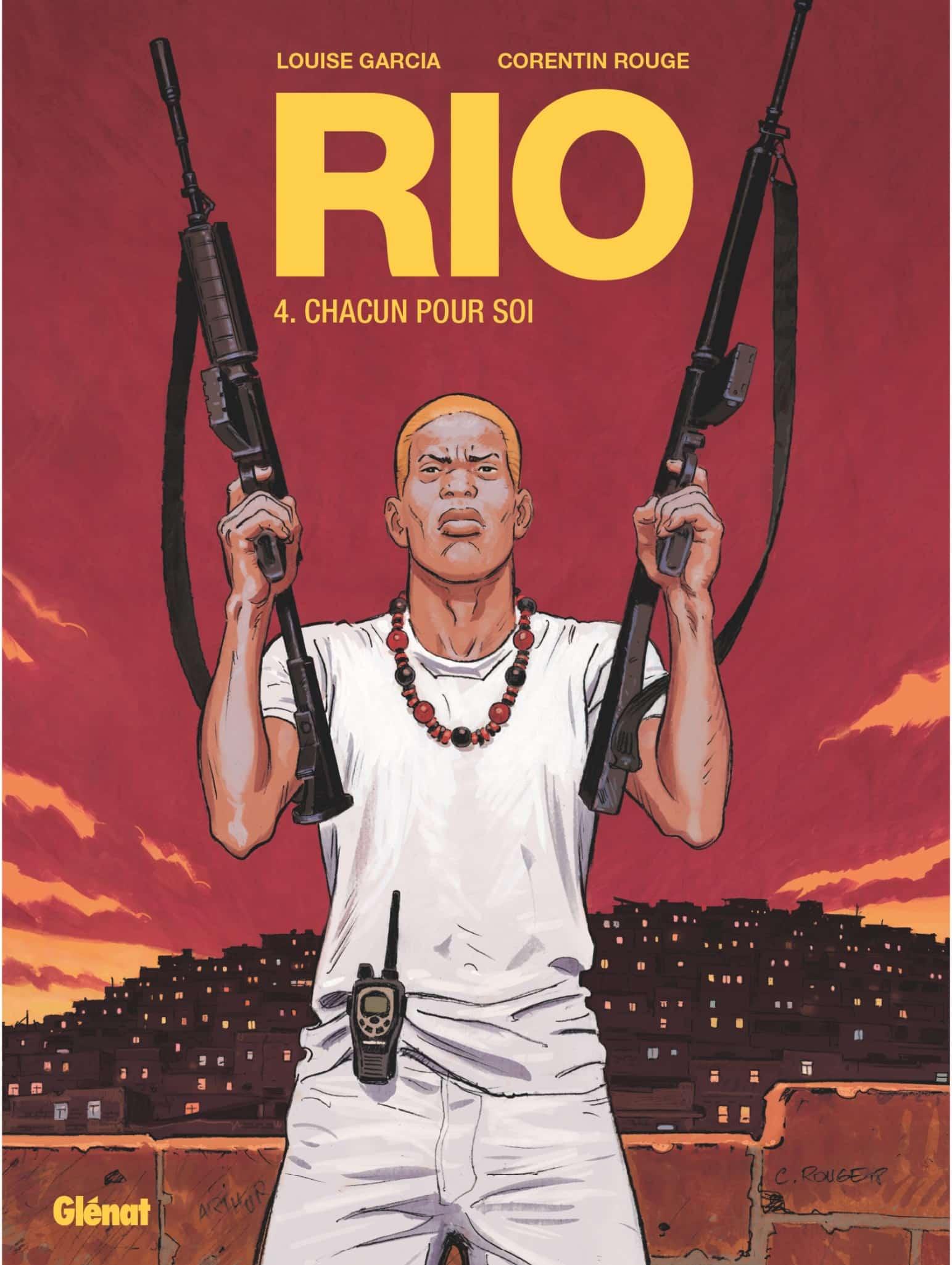 Rio T4, la fin du rêve