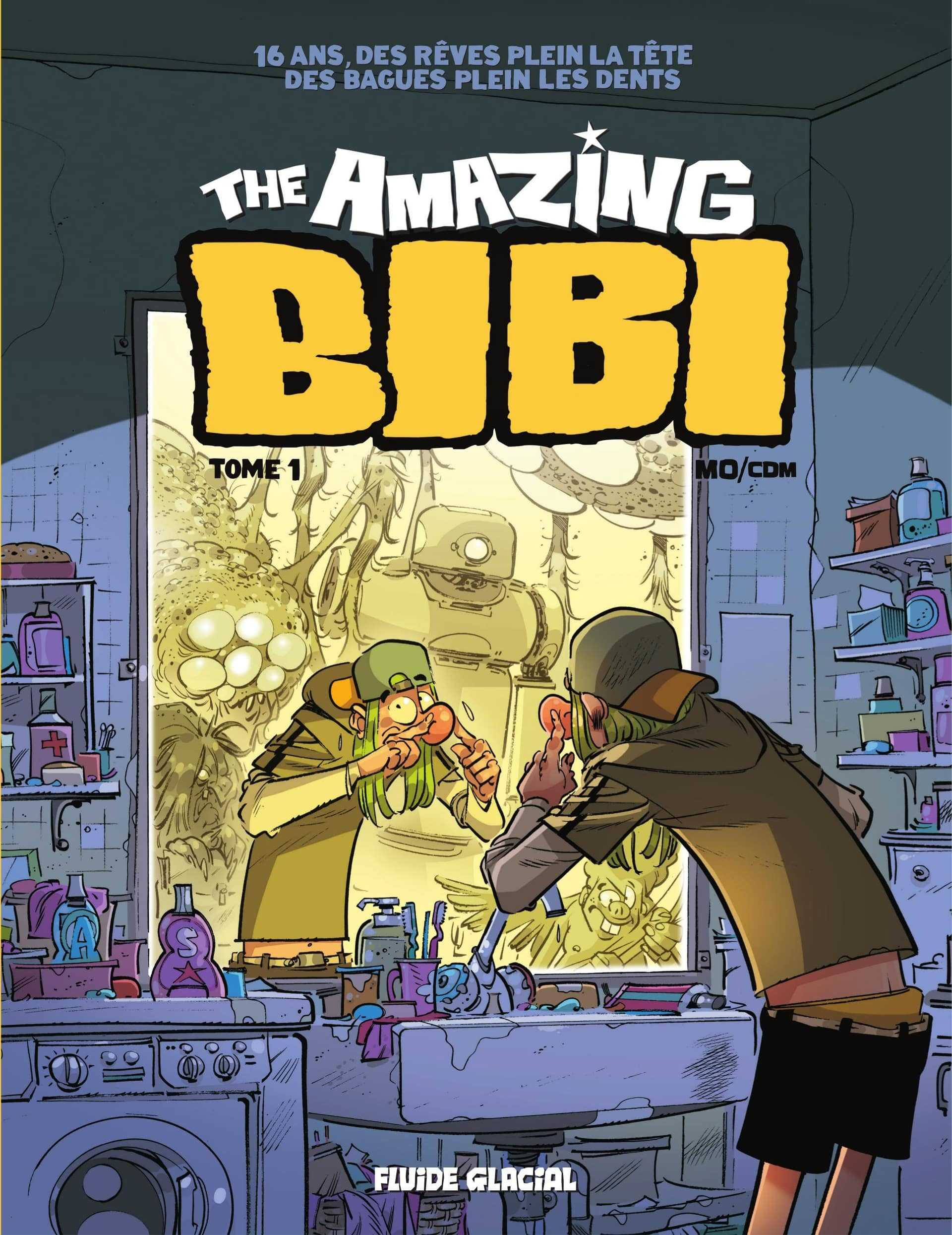 The Amazing Bibi, une vraie synthèse d'ado
