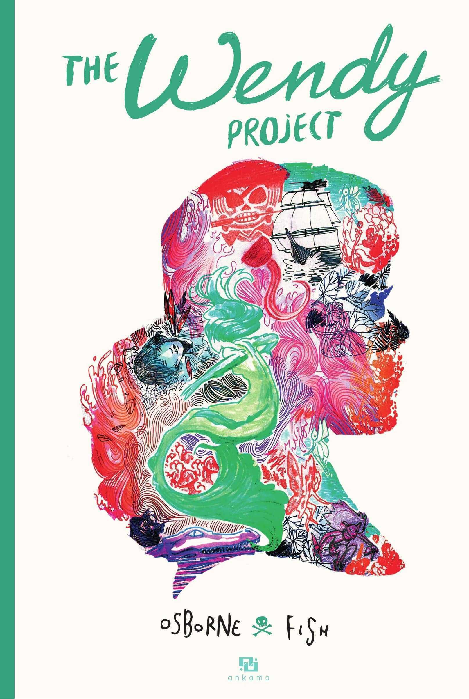 The Wendy Project, Peter Pan revisité