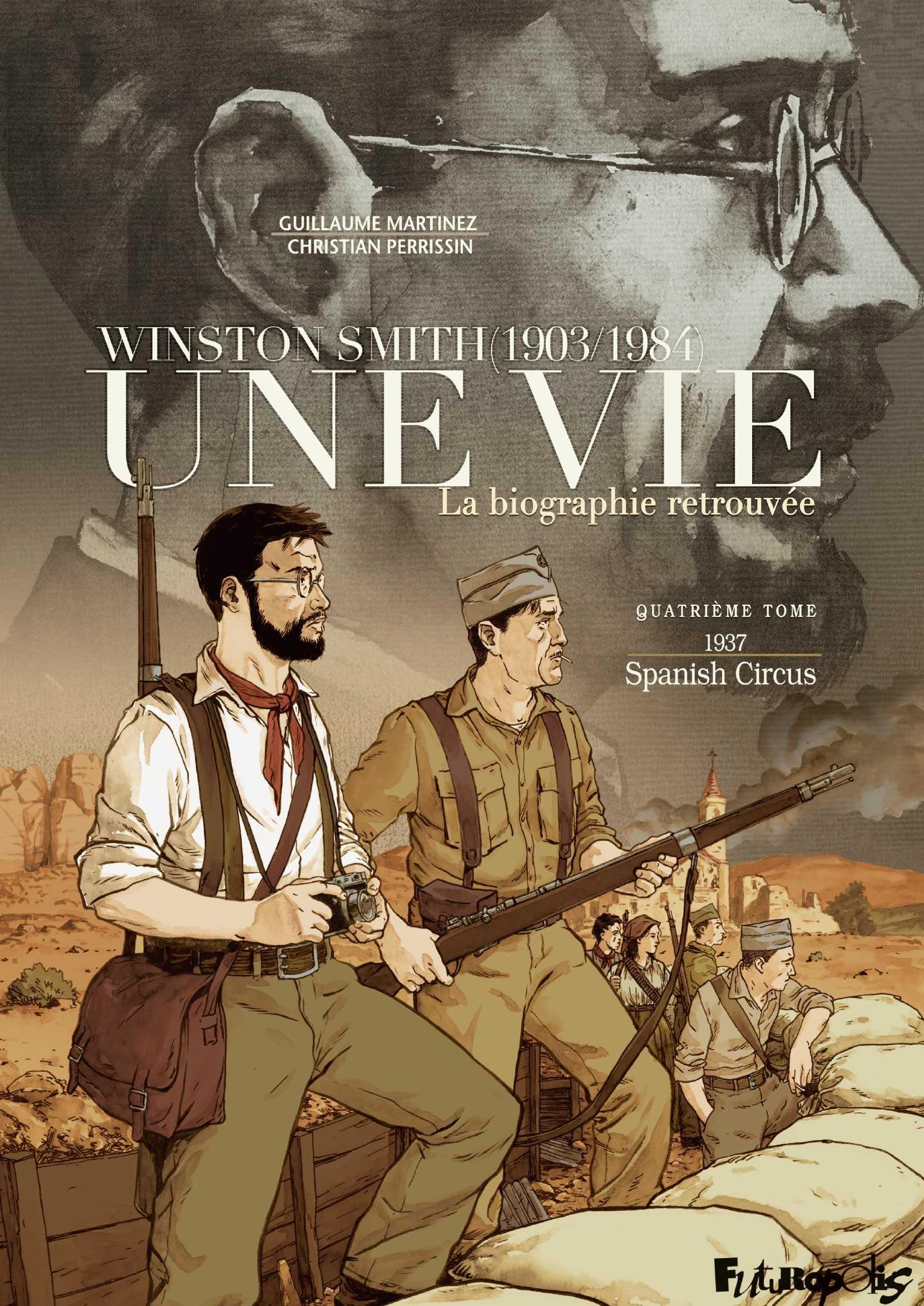 Une Vie T4, périple hispanique pour W. Smith