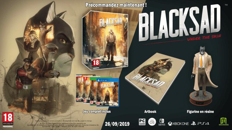 Blacksad : Under the Skin