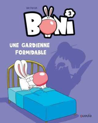 Boni T3, petit lapin au grand cœur
