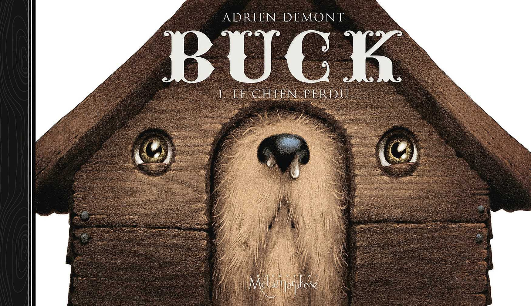 Buck, un chien perdu philosophe
