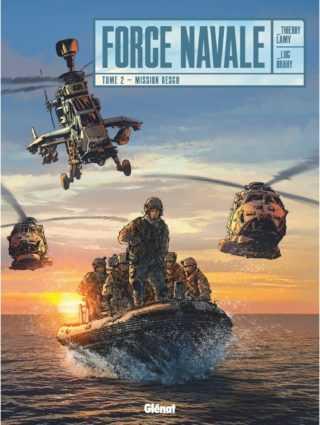 Force navale T2, ex-filtration délicate