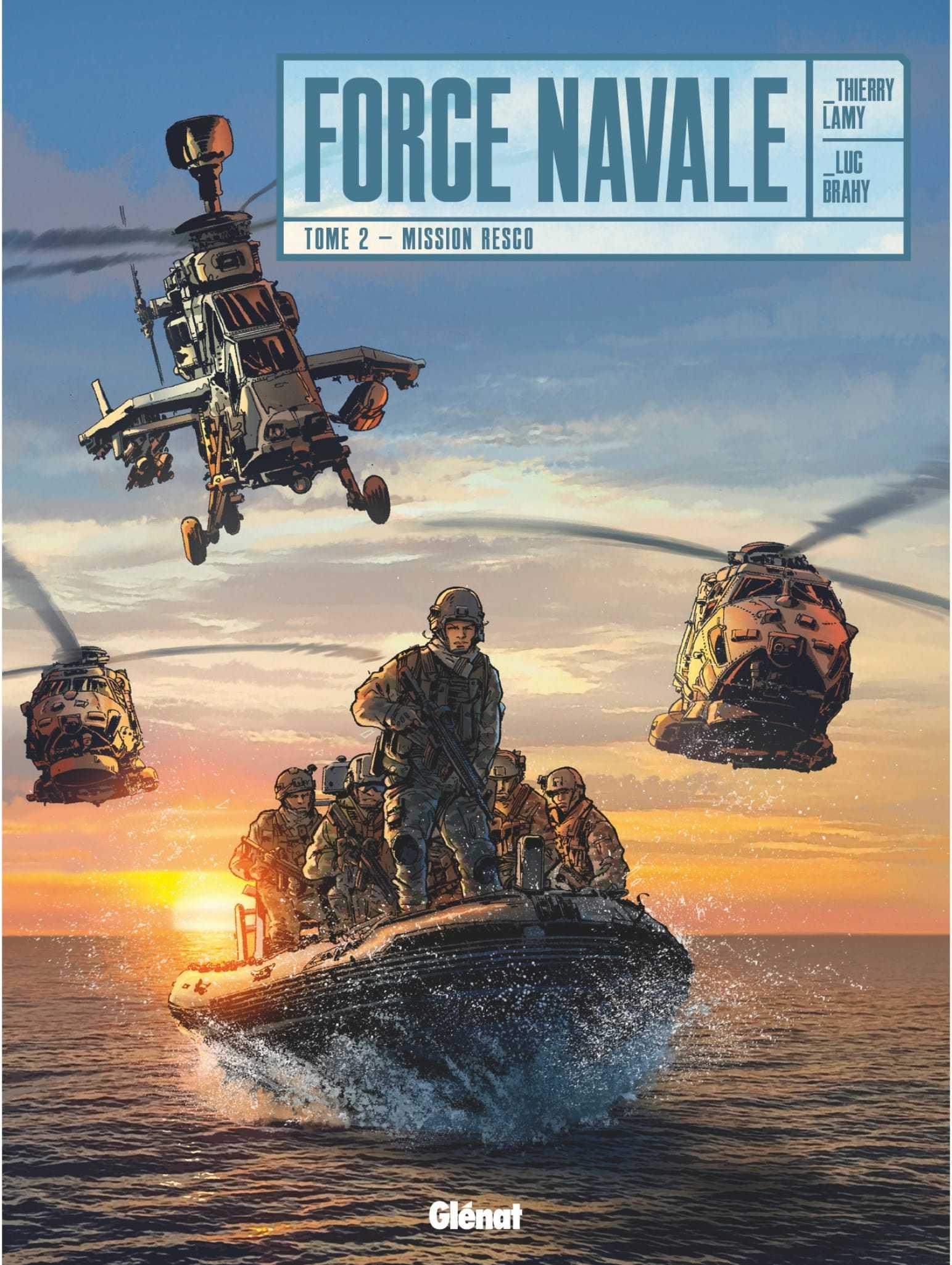 Force navale T2, exfiltration délicate