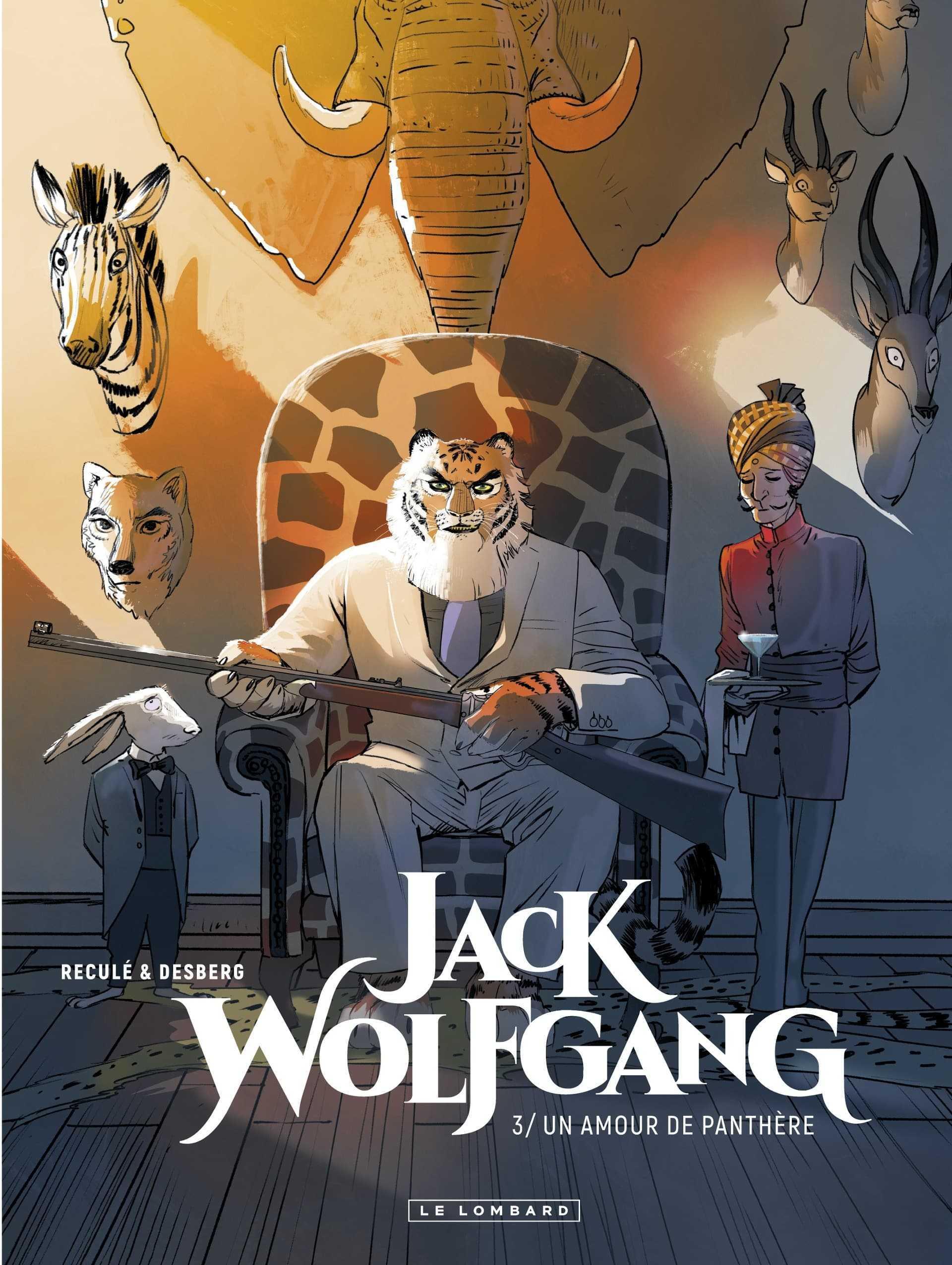 Jack Wolfgang T3, un loup quand c'est flou