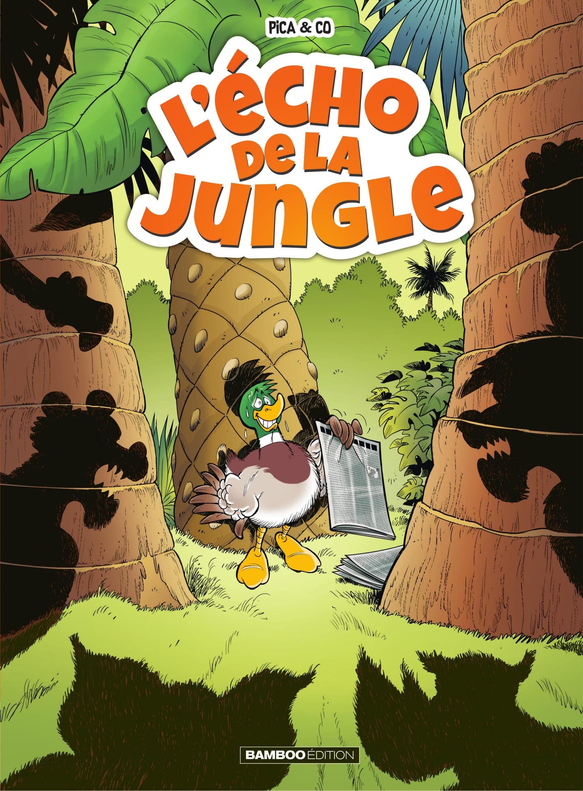 """L'Écho de la jungle, des """"canards"""" pour un canard"""