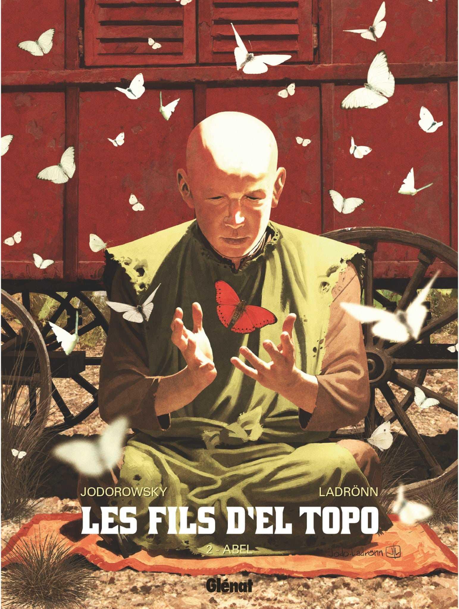Le Fils d'El Topo T2, Jodorowsky le créateur infatigable