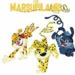 Les Marsupilamis se préparent pour une nouvelle série d'animation TV
