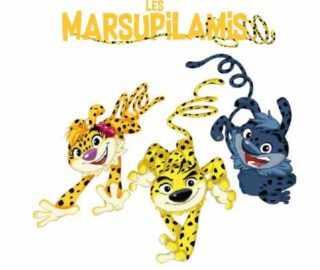 Les Marsupilamis