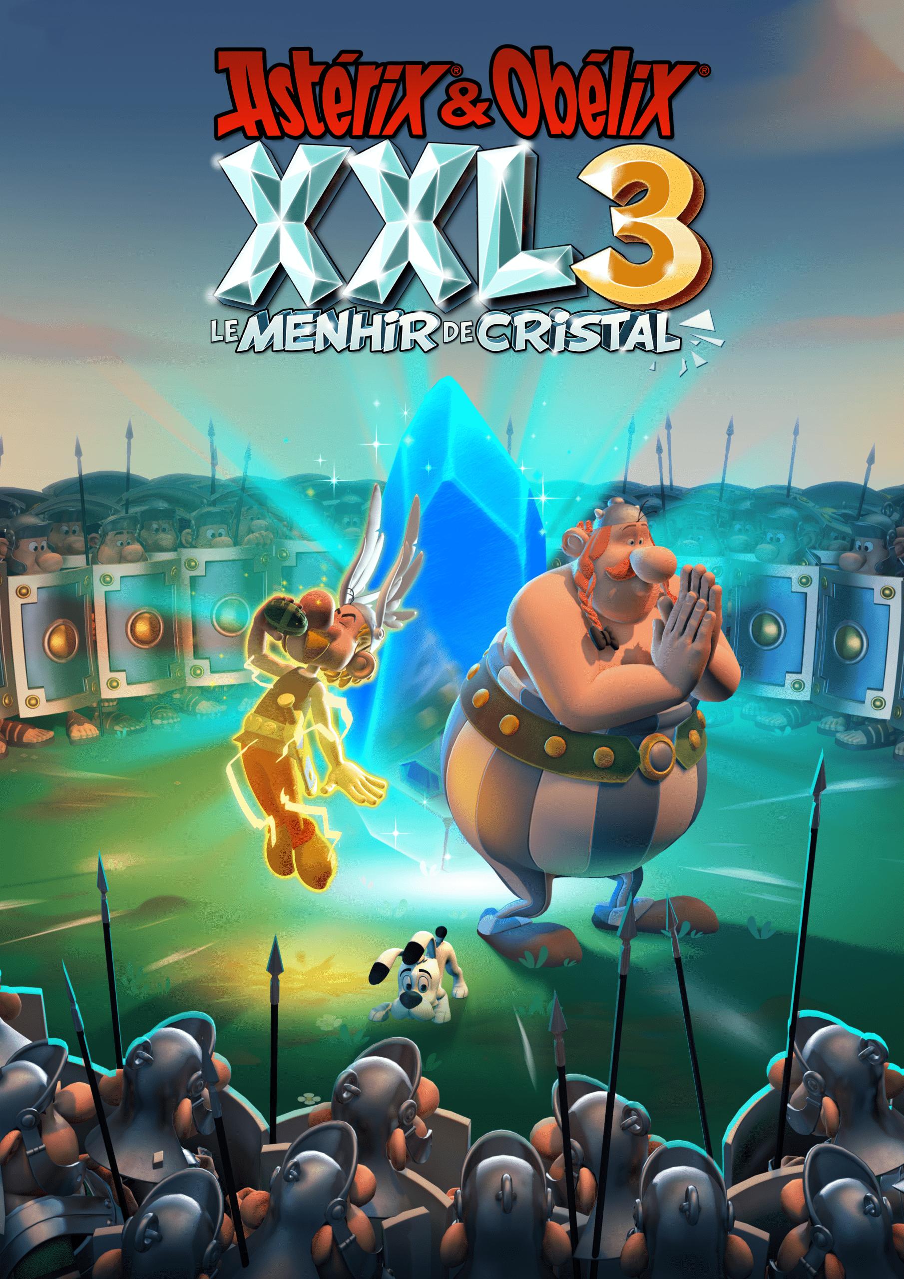 Astérix et Obélix XXL3: Le Menhir de Cristal sortira en novembre 2019