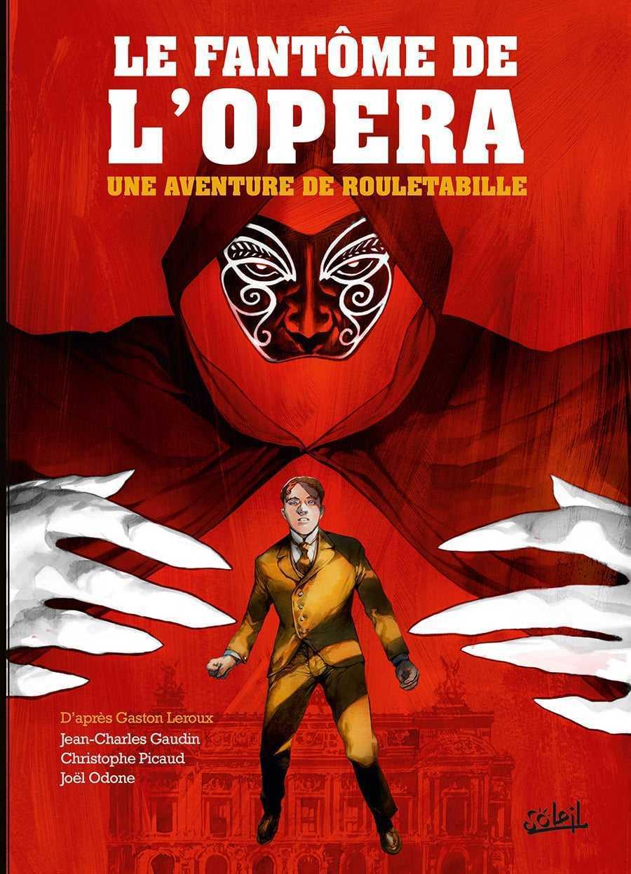 Le Fantôme de l'Opéra, Rouletabille reprend l'affaire