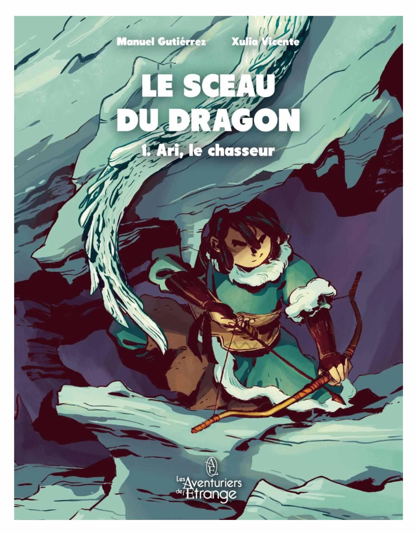 Le Sceau du dragon, Ari le mystérieux