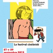 Bédérama c'est à Paris du 27 au 29 septembre avec Mathieu Sapin en fil rouge