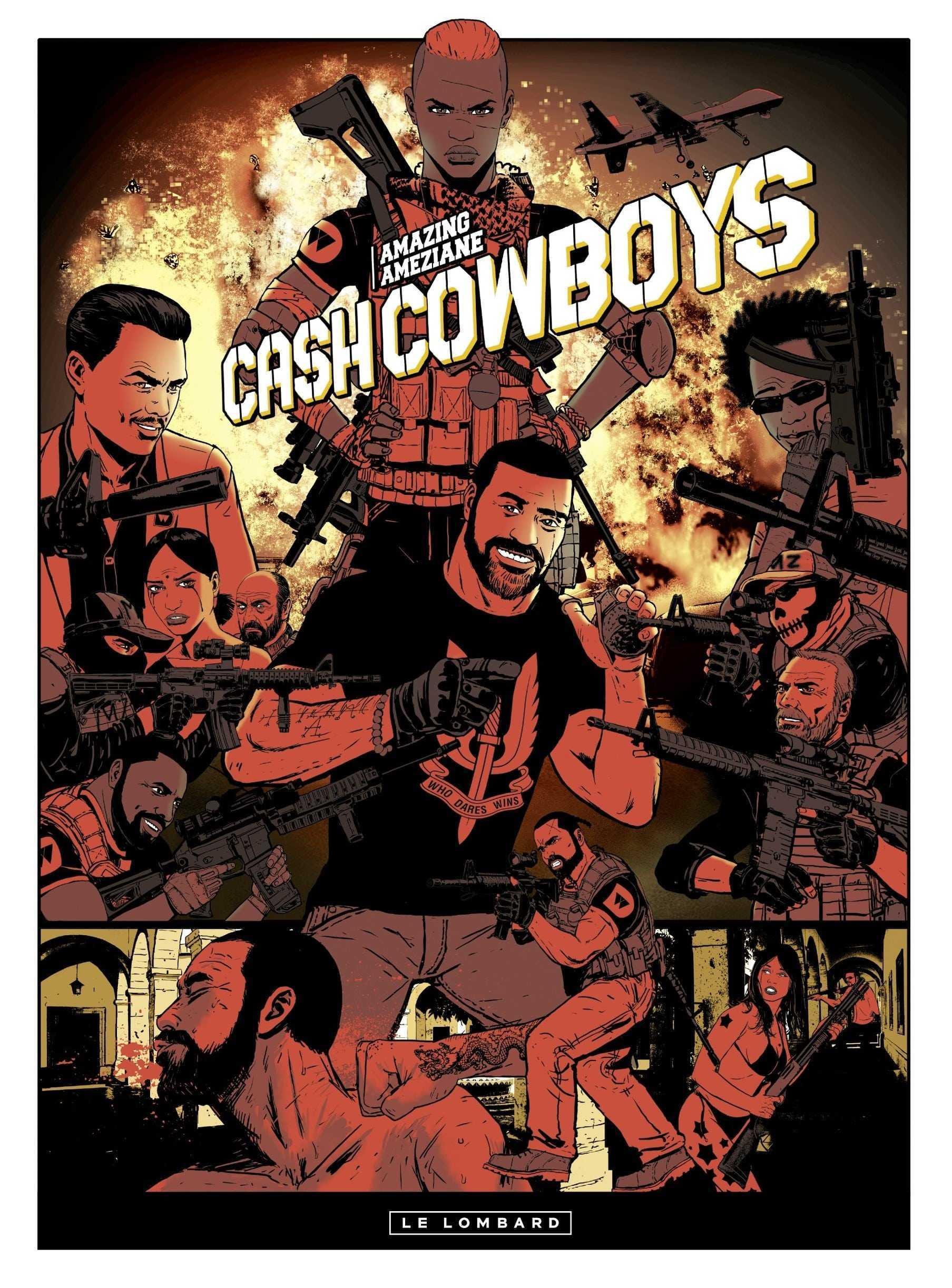 Cash Cowboys, droit dans leurs bottes