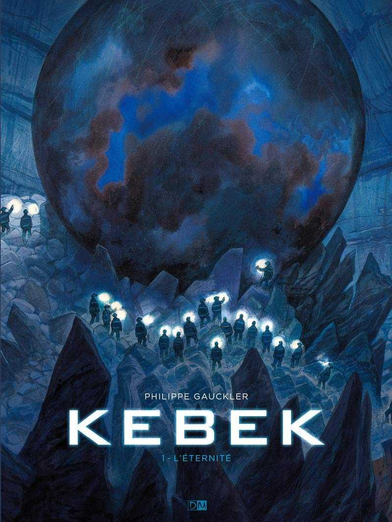 Kebek, diamant noir avec Gauckler