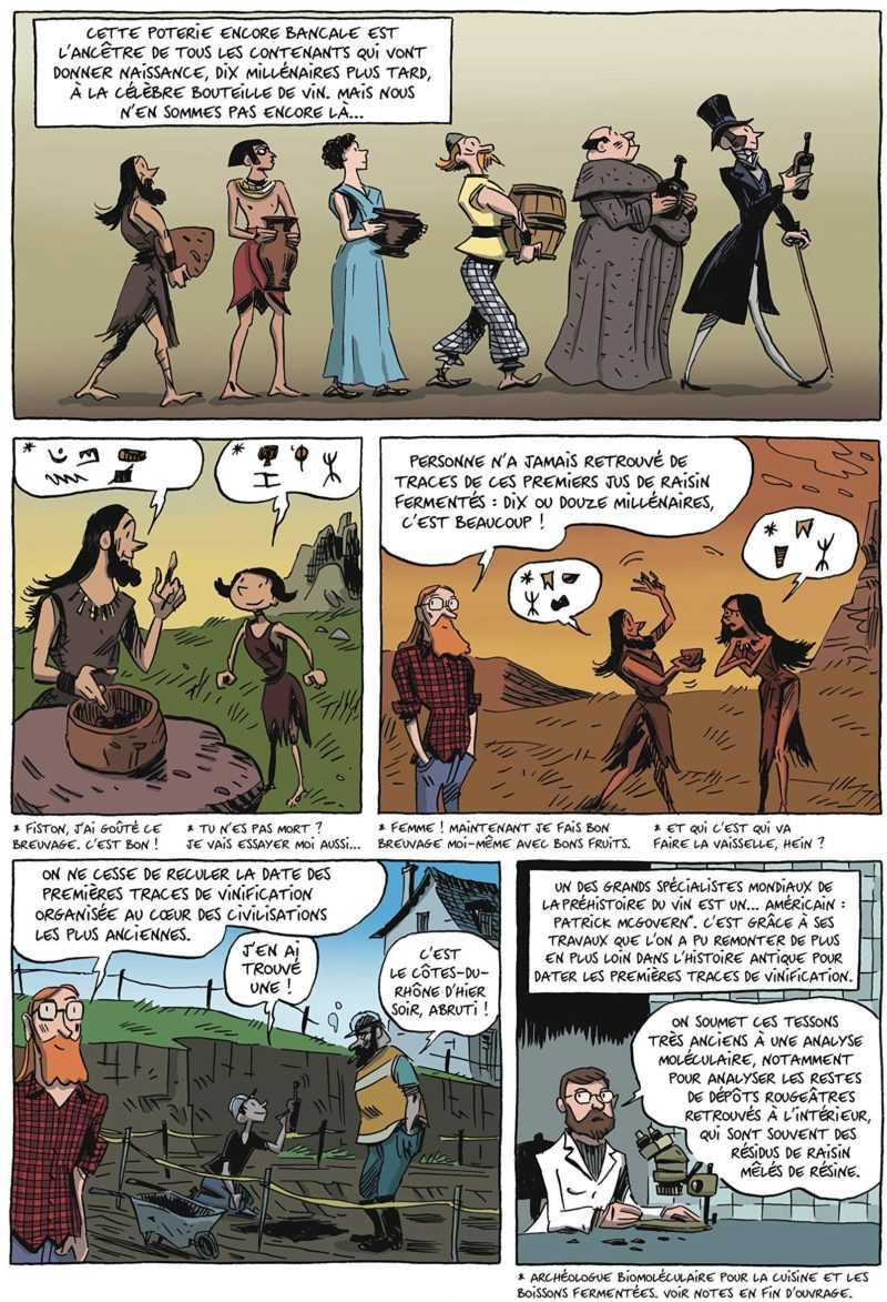 De la préhistoire à nos jours, 10 000 ans d'aventure