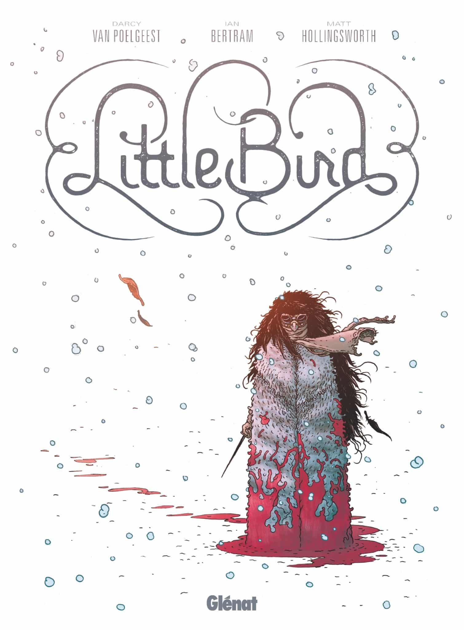 Little Bird, Ian Bertram pour une quête futuriste et réaliste