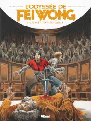 L'Odyssée de Fei Wong T3, embrouilles à la vénitienne
