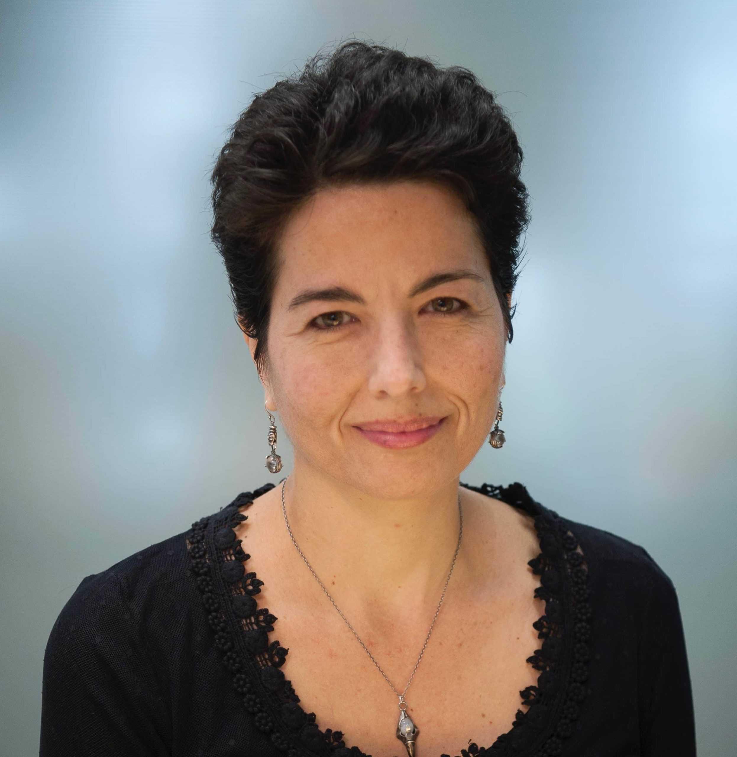 Béatrice Tillier en dédicace chez Azimuts à Montpellier le 30 août 2019