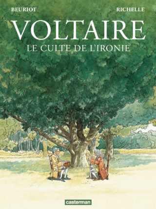 Voltaire, le culte de l'ironie d'un philosophe engagé