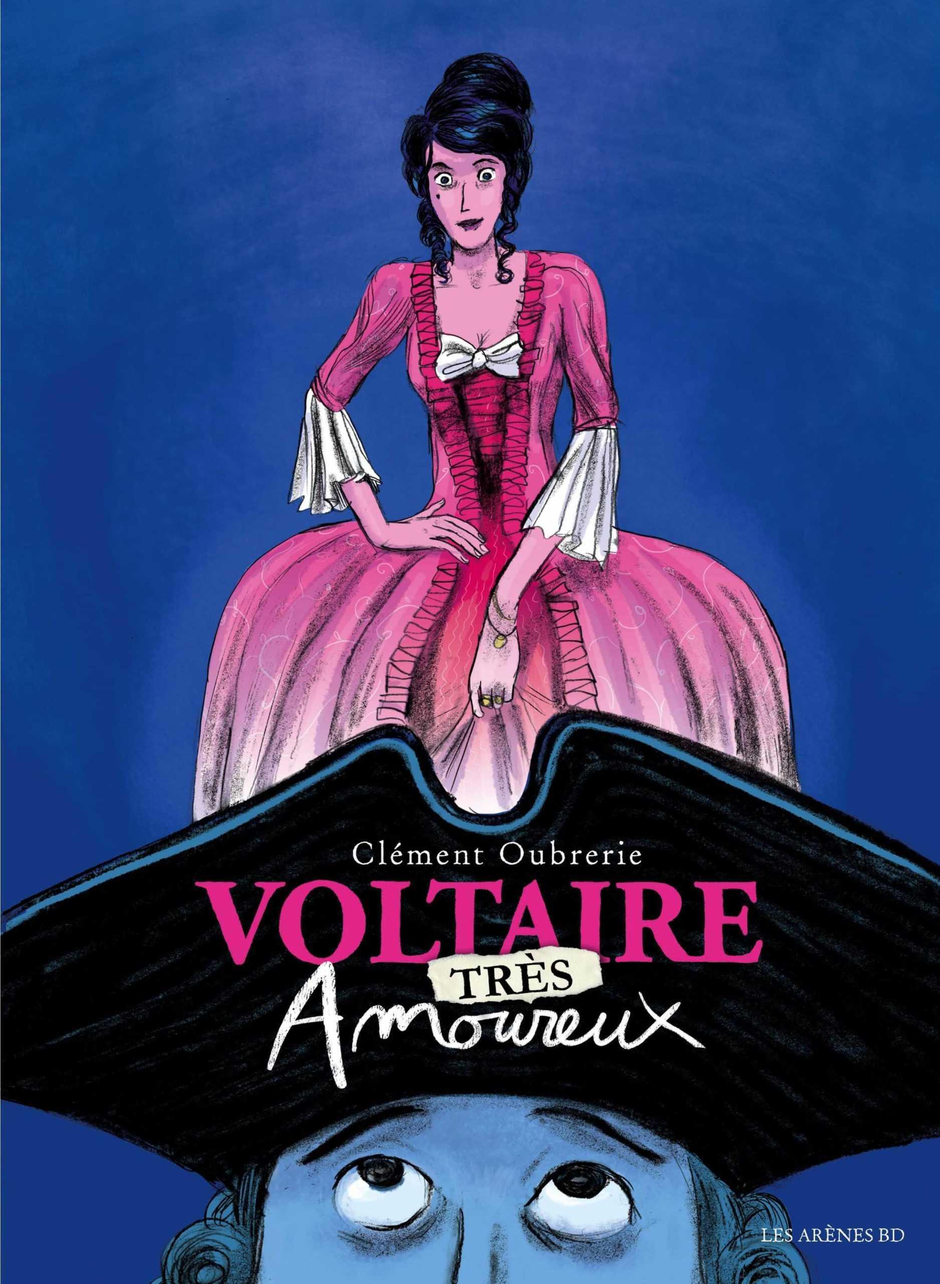 Voltaire (très) amoureux T2, un cœur d'artichaut