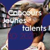 2020, année de la BD, un concours de jeunes talents
