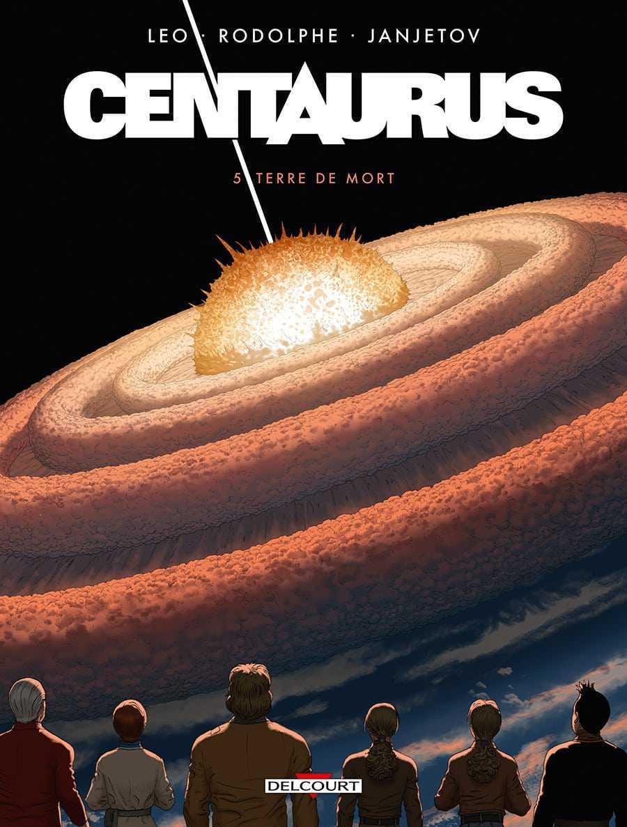 Centaurus T5, épisode final