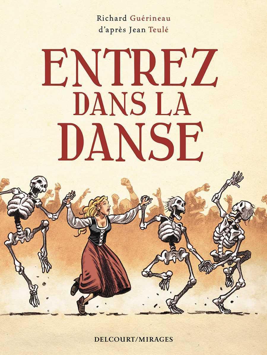 Entrez dans la danse avec Teulé et Guérineau qui se retrouvent pour un pas de deux endiablé