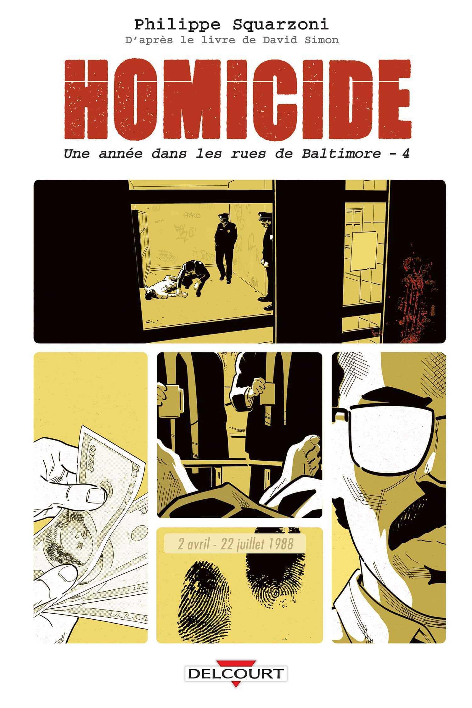 Homicide T4, sansfleurs ni couronnes