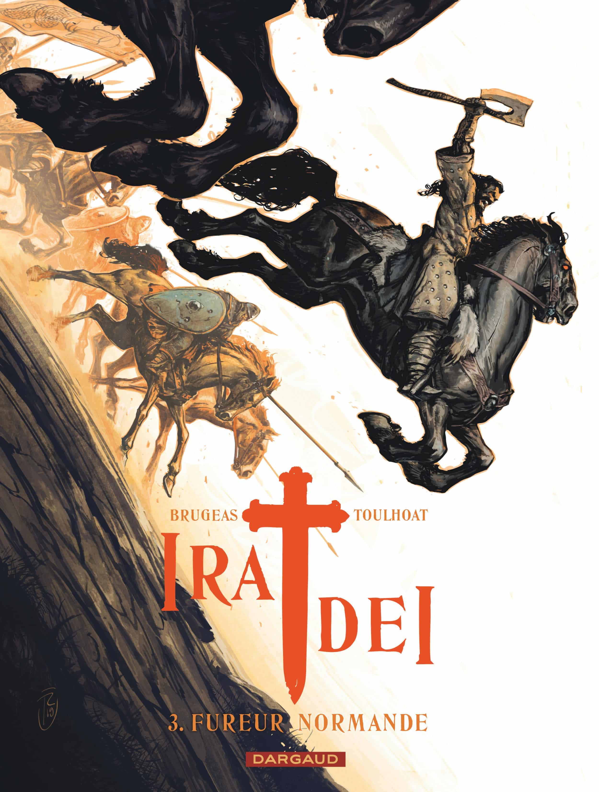 Ira Dei T3, piège et trahison
