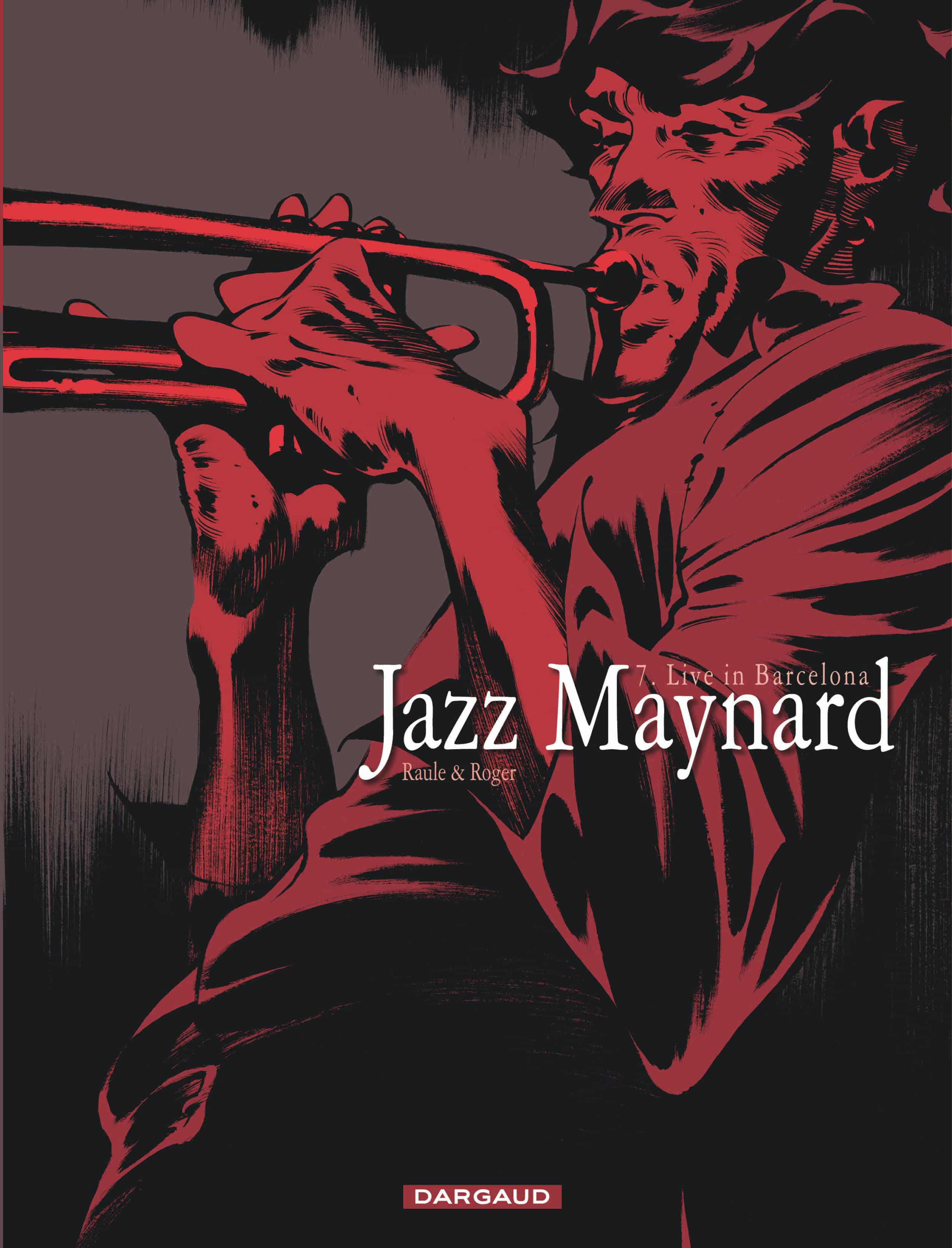 Jazz Maynard T7, destin fatal