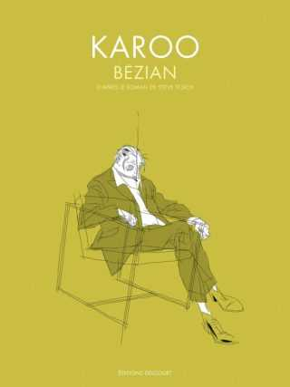 Bézian chez Azimuts à Montpellier en dédicace pour Karoo le samedi 21 septembre 2019