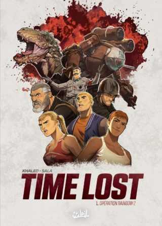 Time Lost, copie-collé extra temporel