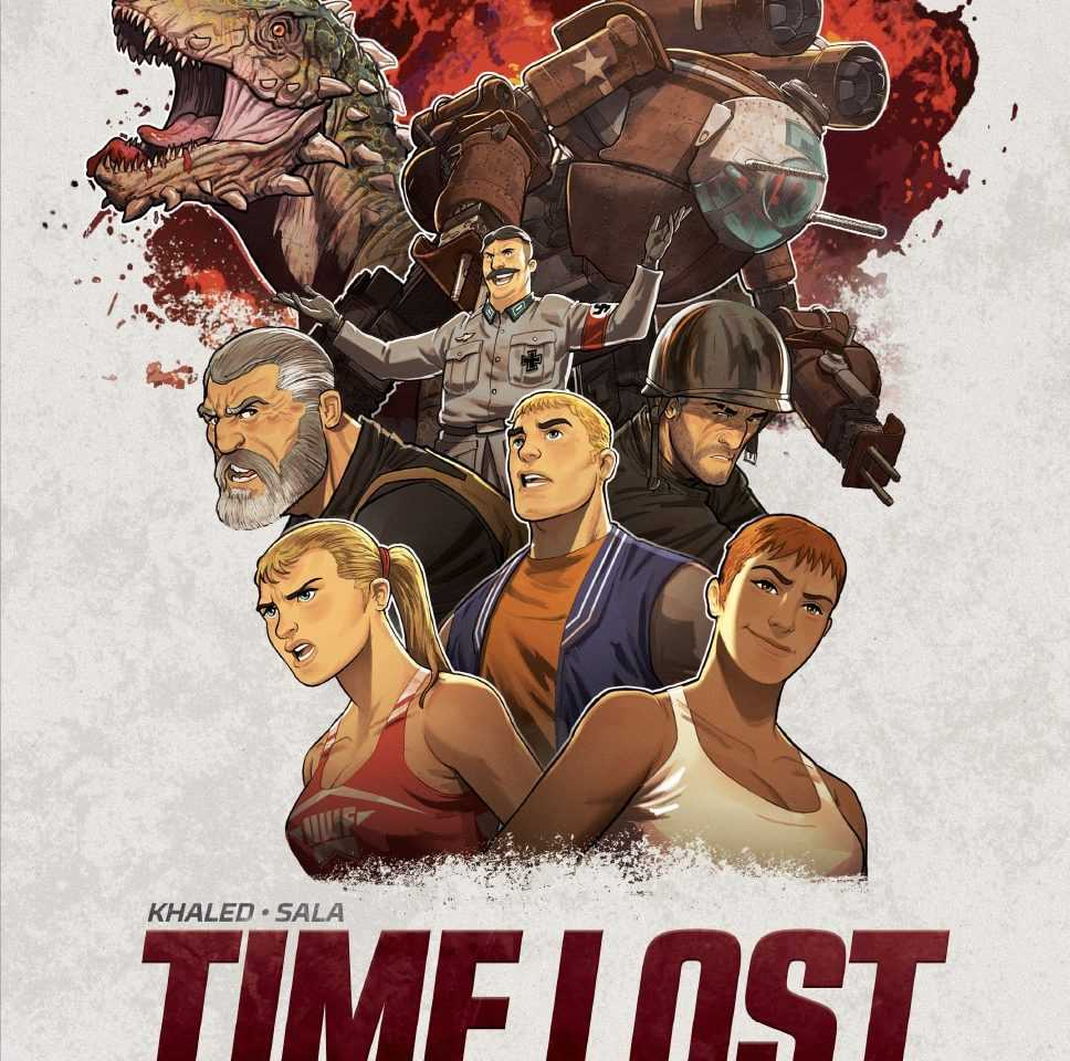 Time Lost, copié-collé extra temporel