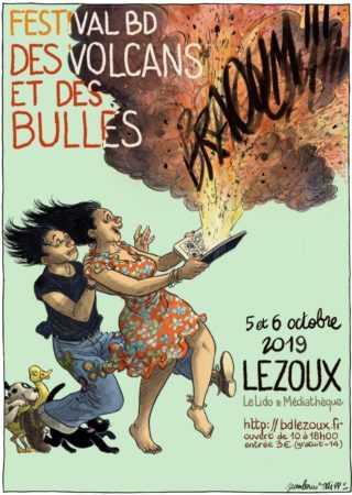 Festival BD Des Volcans et des bulles 2019